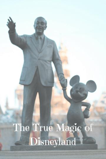 Magic of Disneyland