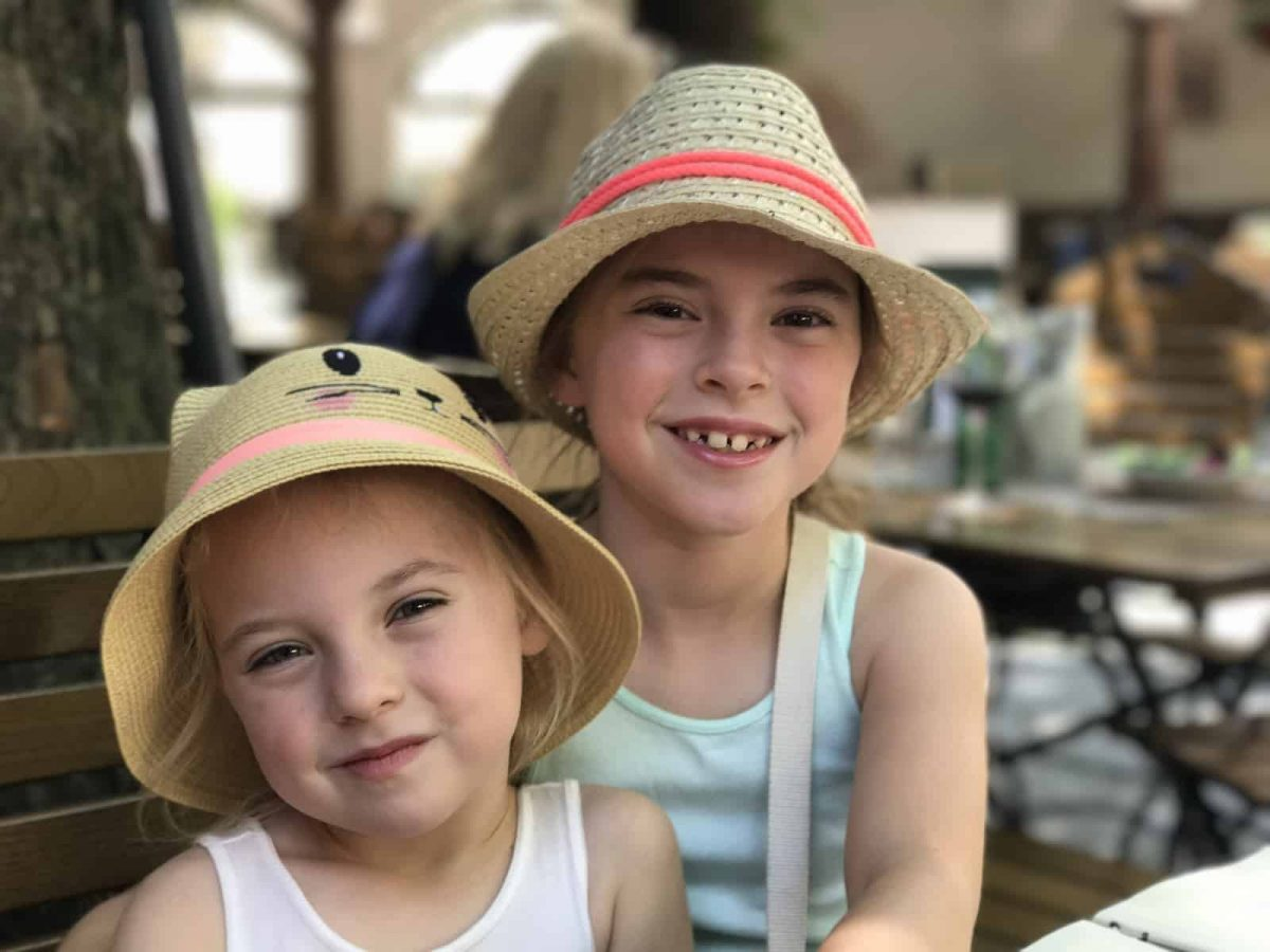 Visiting Europe with kids