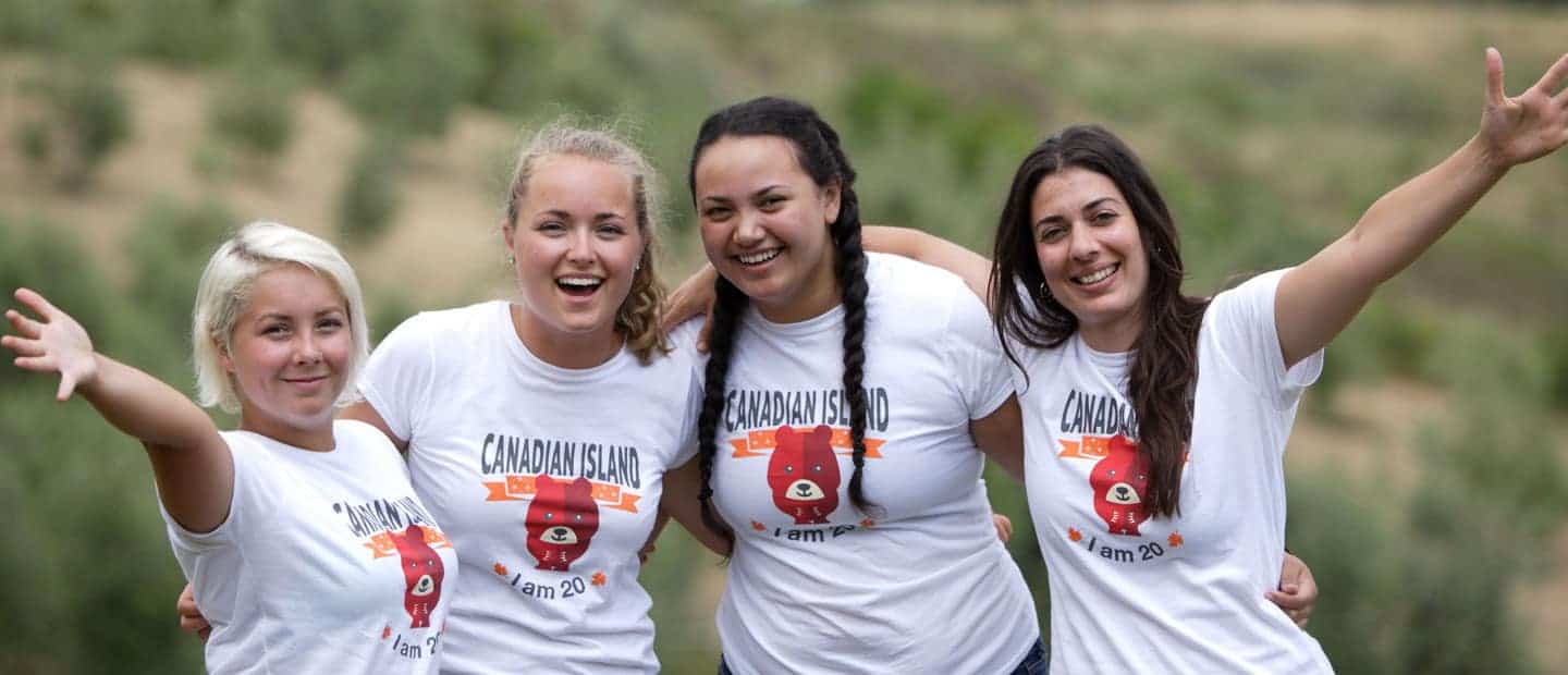 Canadian Island Summer Camps