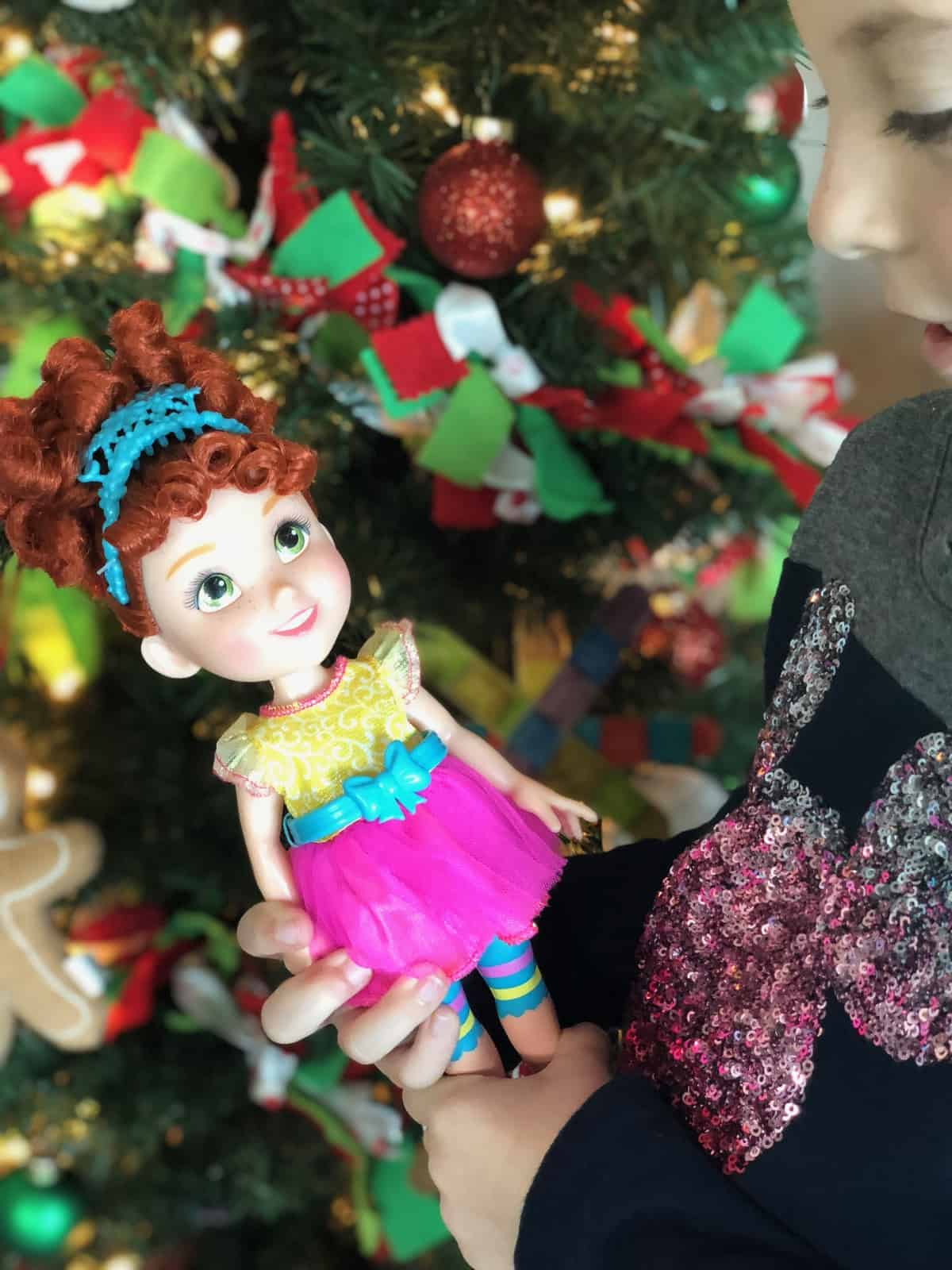 Fancy Nancy Doll