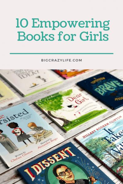 Empowering books for girls